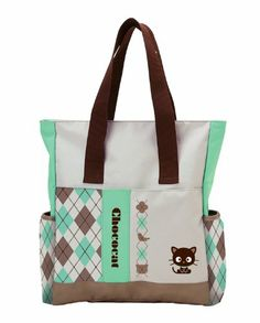 Chococat Diaper Bag Sanrio Chococat Argyle Shoulder Tote Bag Chococat,http://www.amazon.com/dp/B003VCMV3I/ref=cm_sw_r_pi_dp_dkKmtb06PPS8GBNQ