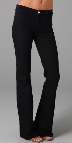 MiH Marrakesh Kick Flare Jeans...yes!