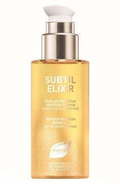 'Subtil Elixir' Intense Nutrition Shine Oil