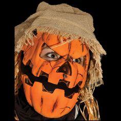 Scarecrow Halloween Mask by Zagone Studios