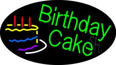 1000 images about Cake Neon Signs on Pinterest #1: d17f2506b826f7cd5992fd8527