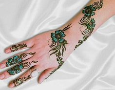 Girls Eid Chand Raat Mehndi Designs Collection 2014 1 Girls Eid Chand Raat Mehndi Designs Collection 2014