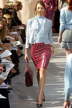 Louis Vuitton Spring 2003 Ready-to-Wear Fashion Show - **Paris Mon Amour**