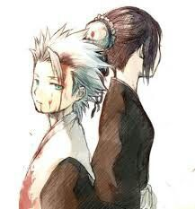I ship these two so much! <3 HitsuHina #Bleach
