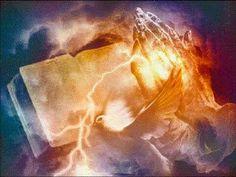 Salmos - Proverbios e passagens da Bíblia: Evangelho comentou, Aquele, porém, que blasfemar c...