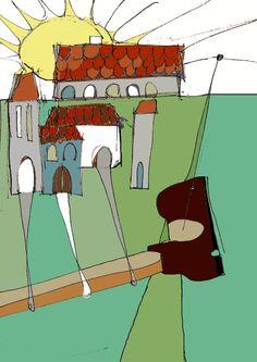 ilustracja:Pinokio