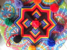 7 chakras budismo zen. arco iris...