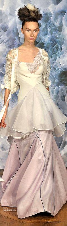 Farb-und Stilberatung mit www.farben-reich.com - Alexis Mabile Haute Couture F/W 2014-15