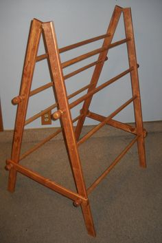 Convertible Quilt Ladder by GenerationHeirlooms on Etsy