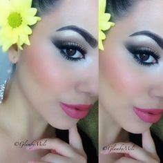 .@glambymeli | Details on this look is on previous post!!! Make sure you loveys tag all your... | Webstagram