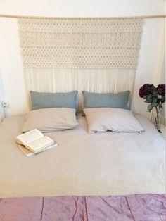 67 meilleures images du tableau t te de lit r cup bedroom decor dream catcher decor et. Black Bedroom Furniture Sets. Home Design Ideas