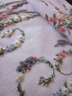 Soffocata dai fiori
