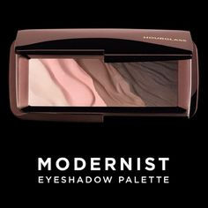 Each Modernist Eyeshadow Palette is comprised of five richly pigmented shades in a range of finishes from matte to shimmer for an endless array of creative eye looks. Available now in 7 effortlessly blendable and wearable color palettes.