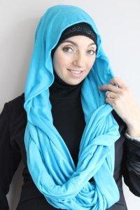 Infinity hijab