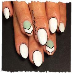 bglam by nailedbydeshea - Nail Art Gallery nailartgallery.nailsmag.com by Nails Magazine www.nailsmag.com #nailart