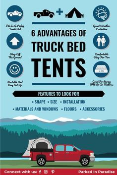 Yet another amazing option for getting outdoors and enjoying the camping lifestyle.
