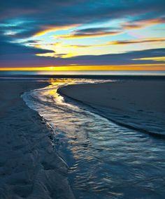 Wells Beach Maine photos, sunrise photos, beach photos, Maine photos, Glenn Gordon photos, 8x10 photos, ocean photos
