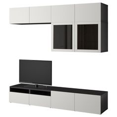 IKEA offers everything from living room furniture to mattresses and bedroom furniture so that you can design your life at home. Check out our furniture and home furnishings! Tv Storage, Storage Spaces, Tv Wand, Brimnes, Ikea Family, Best Ikea, Large Drawers, Living Furniture, Glass Shelves