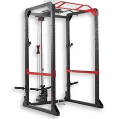 Weight Training Rack Chin-up / Squat / Bench Press / Back Pull Bodybuilding Equipment, Squat With Bar, Carte Cadeau Decathlon, Weight Rack, Intensives Training, Multi Gym, Suspension Trainer, Smith Machine, Free Weights