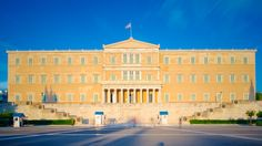 Visit Syntagma Square in Athens Kylie, Greece, Cruise, Louvre, Italy, Building, Awesome, Places, Travel