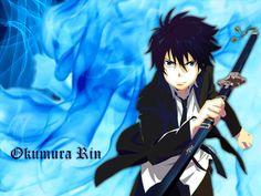 Okumura Rin Wallpaper by minniusui3211 on deviantART