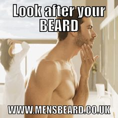 Taking Care of your Beard Look After Yourself, Bearded Men, Gifs, Passion, Beard Man