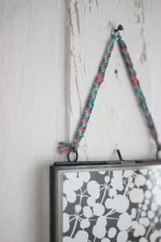 {Make it} Interiors ideas for friendship bracelets « Growing Spaces