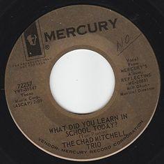 "45vinylrecord What Did You Learn In School Today/Barry's Boys (7""/45 rpm) MERCURY http://www.amazon.com/dp/B0100TFURI/ref=cm_sw_r_pi_dp_6kAHvb0SJ7TCC"