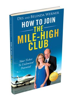 """Free Book From October 1 to October 5 http://amzn.to/1O5rJZl """"How To Join The Mile High Club, your ticket to unlimited potential."""" Discover how easy it is to be great. Discover that you have the ability to create the life of your dreams. Connect with your passion and launch your journey today by downloading this Free bestselling book. http://amzn.to/1O5rJZl"""