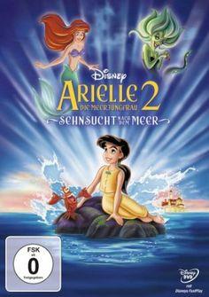 Arielle, die Meerjungfrau 2 - Sehnsucht nach dem Meer: Amazon.de: Danny Troob, Jim Kammerud, Brian Smith: Filme & TV