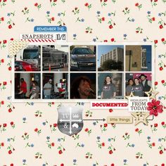 Family Album 2015: fK&C