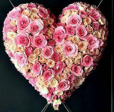 Diy Wreath, Wreaths, Buckets, Be My Valentine, Appreciation, Roses, Wedding Ideas, Flowers, Florals