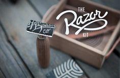 #SafetyRazor #ShavingKit by Harvest Beard.
