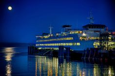 Washington State Ferry...*It's so much fun and very relaxing to ride on a ferry in Puget Sound.