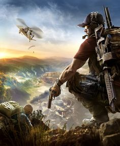 Tom Clancy's Ghost Recon Wildlands keyart for the next installment of the video game franchise. Tom Clancy's Ghost Recon, Mobile Wallpaper Android, Game Wallpaper Iphone, Iphone Wallpaper, Ghost Recon Wildlands Wallpaper, Corsa Classic, 480x800 Wallpaper, Gaming Wallpapers, Arte Horror