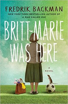 Is your book club looking for its next read? Check out Britt-Marie Was Here by New York Times bestselling author Frederik Backman.