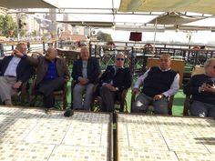 صور من لقاء الدفعة بأندريا في طريق المعادي يوم 28 فبراير 2015