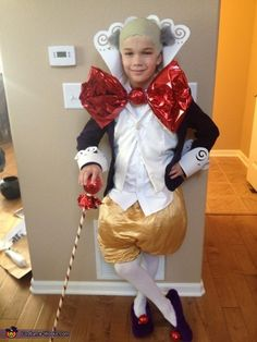 diy wreck it ralph costume