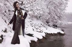 winter snow fashion photography - Recherche Google