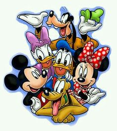 Mickey Mouse Characters, Mickey Mouse Images, Walt Disney Characters, Mickey Mouse Art, Mickey Mouse And Friends, Mickey Mouse Clubhouse, Mickey Mouse Wallpapers, Les Looney Tunes, Miki Mouse