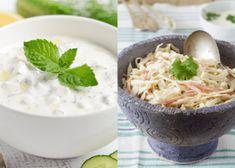 10 vinagretas saludables para tus ensaladas - Adelgazar en casa Lose Weight At Home, Potato Salad, Salads, Grains, Cooking Recipes, Healthy, Ethnic Recipes, Dietas Detox, Food
