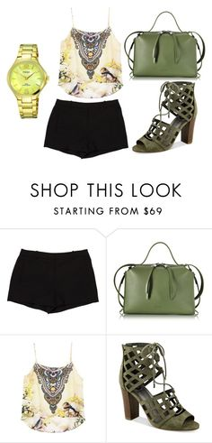 """""""olivee"""" by obsessedwithnicestuff ❤ liked on Polyvore featuring L'Agence, Jil Sander and G by Guess"""