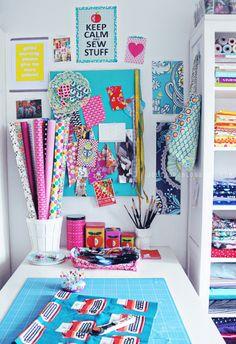jolijou sewing studio photos