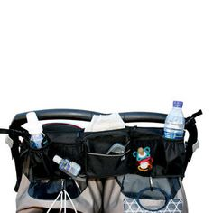 JL Childress - Double-Wide Stroller Organizer