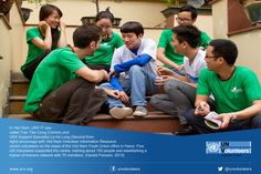 From UNV's 2013 Annual Report. #Vietnam