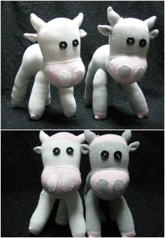 25 Hopelessly Adorable DIY Sock Toys {Quick and Easy Projects