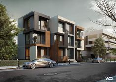 studio apartment by Ertugy