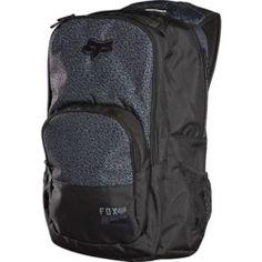 Fox Racing Let's Ride Backpack 2014 Black