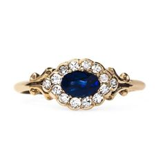 26 (Gorgeous) Reasons to Get an Antique Engagement Ring: The Retro Era (1935-1950)
