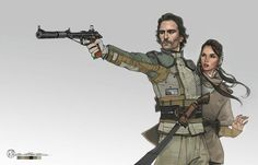 Now This Is How You Do Star Wars Art